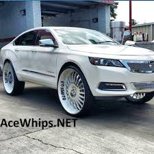 Ace-1: First in the World 2014 Chevy Impala on 30