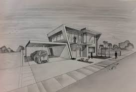 simple architectural sketches. Simple Architecture House Design Sketch Lovely Creative Home Office New In Architectural Sketches