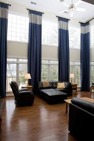 living room window treatments for large windows. accent window treatment idea for a large living room window. treatments windows