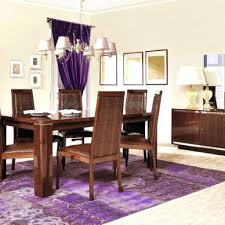 dark purple furniture. Dark Purple Dining Room Formidable Carpet Ideas Photo Elegant Furniture Wooden Table High Chairs Pendant Lamp