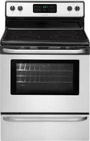 frigidaire ffef3024rs 30 stainless steel electric range