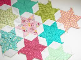 like the six-pointed star quilt idea, though I would do away with ... & like the six-pointed star quilt idea, though I would do away with the Adamdwight.com