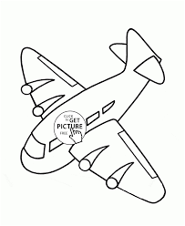 Airplane Coloring Pages Cutecutepuppies Coloring Pages Gallery