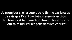 Louane - Si t'étais là ( Paroles / Lyrics )