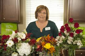 Ingles Floral Peggy Bussey