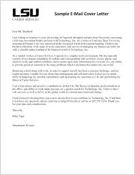Letter With Resume Attached Resume Cover Letters Samples Free