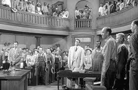 to kill a mockingbird hollywoodland reviews   c imagesci atticus finch defends tom robinson despite the harassment he has to