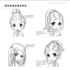 Us 2248 10 Di Scontocomic Matita Antiche Figure Linea Disegno Libro Libro Di Testo Cinese Belle Donne Ragazze Che Verniciano Tutorial Di