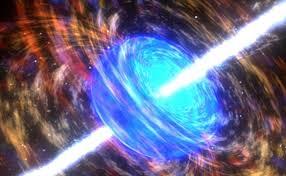 Resultado de imagen de Fuerts emisiones de rayos gamma