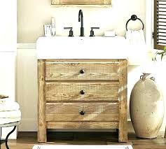 reclaimed wood bathroom vanities distressed wood bathroom vanity distressed wood bathroom vanity unique contemporary pottery barn