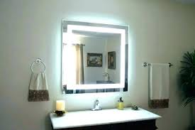 wall mounted led makeup mirror wall mou illuminated makeup mirror magnifying with light switch wall illuminated