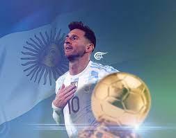 """شمس """"الكرة الذهبية"""" تُشرق من الأرجنتين.. ميسي لم يتغيّر"""