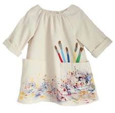 paint smock for kids health fzl99