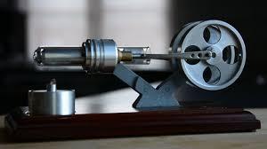 2000rpm engine desk toy