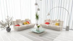 Modern White Furniture For Living Room Living Room Modern Contemporary White Sectional Lounge Sofa