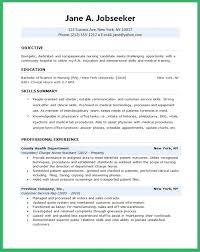Resume Examples For Rn Impressive Resume Objective For Nursing Nppusaorg