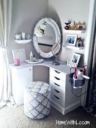 how to build your own makeup vanity step by instructions at bedroom australia