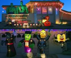 halloween outdoor lighting. Halloween Outdoor Lights Lighting A