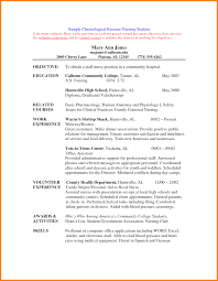 Nursing Graduate Resume 9 Graduate Nursing Student Resume Pear Tree Digital
