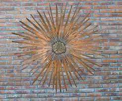 outdoor wall art metal wall art ideas design sun higher designs outdoor metal large discover right