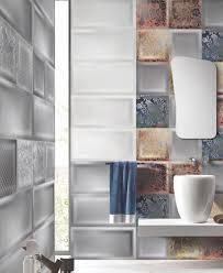 3d wall tile bathroom. Plain Tile 10x15 3D Bathroom Wall Tiles To 3d Tile