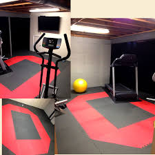 Interlocking Rubber Floor Tiles Kitchen Eco Soft Kid Safe Interlocking Foam Tiles
