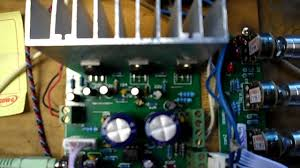 brand new tda2030 amplifier issue