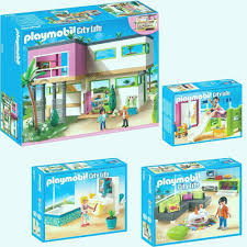Playmobil Luxusvilla Badezimmer
