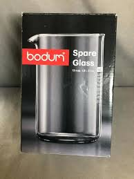 bodum french press replacement glass replacement spare glass for coffee press cup fl oz bodum french