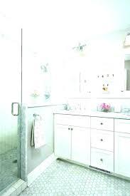 hexagon tile bathroom floor black hex marble carrara hexag awesome white hexagon bathroom tile