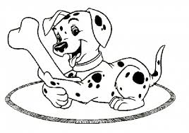 Small Picture 101 Dalmatians Coloring Pages pertaining to Really encourage in