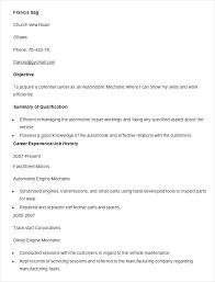 Auto Mechanic Apprenticeship Refrigeration Apprentice Cover Letter