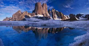 mount asgard baffin island