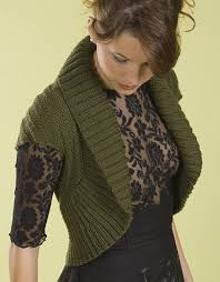 Free Shrug Knitting Patterns Amazing Easy Shrug Knitting Patterns In The Loop Knitting