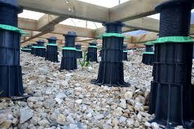 Plot Terrasse Bois Lambourde Jouplast Solutions Constructives