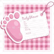 Girl Baby Shower Invitation Templates Unusual Pink Free For Word