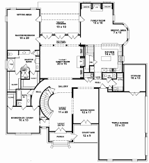 4 bedroom two y house plans lovely two story house floor plans lovely house 2 story