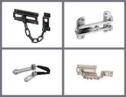 Door Chain Locks Door Chain Locks O Nongzico