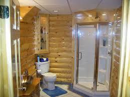 man cave bathroom. Beautiful Bathroom ManCaves Log Siding Bathroom To Man Cave