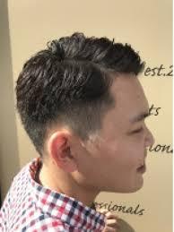 ベリーショートヘアスタイルできる男専用刈り上げ
