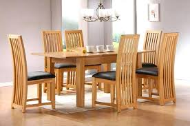 dining table chair set dinner extension in wood inspirations 18 round wood dining tables and chairs
