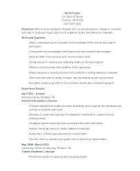 Census Clerk Sample Resume Adorable Sample Medical Librarian Resumes Ilsoleelaluna