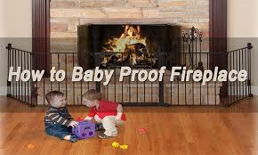 The 25 Best Childproof Fireplace Ideas On Pinterest  Baby Proof Baby Proof Fireplace