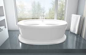 Jetted freestanding tubs Ariel Legende Pedestal Resourcelyco Baths Oceania
