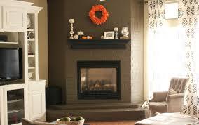 image of decorating a fireplace mantel image
