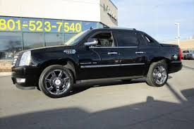 Used Cadillac Escalade EXT for Sale in Salt Lake City, UT | Edmunds