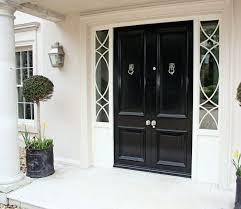 black double front doors. Exellent Black Hayburn  Architectural Portfolio And Black Double Front Doors G