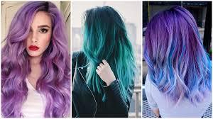 Barvení Vlasů Které Je Trendy V Roce 2017 Modacz
