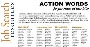 list of action words for resume are you using action words for your resume  here s a