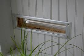 through wall mail slot attractive full image for the mailbox